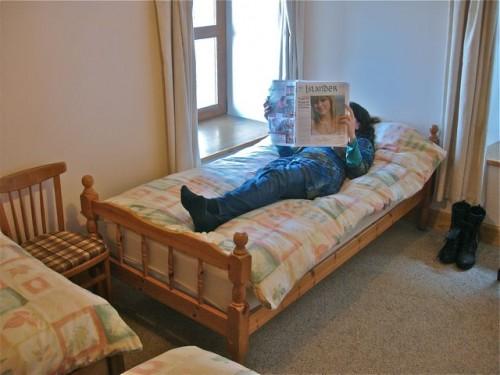 En-suite third bedroom